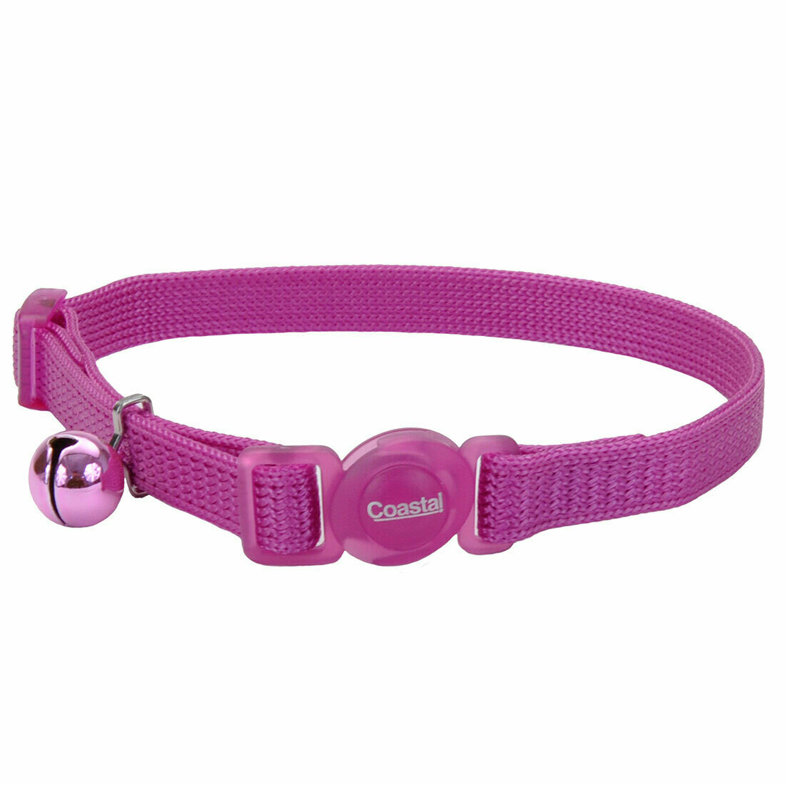 Safe Cat Collar Breakaway Orchid 12""