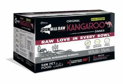 Iron Will Original Kangaroo 6 lb