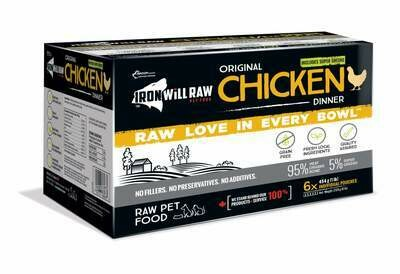 Iron Will Original Chicken  6 lb