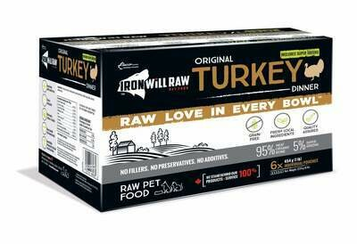 Iron Will Original Turkey 6 lb