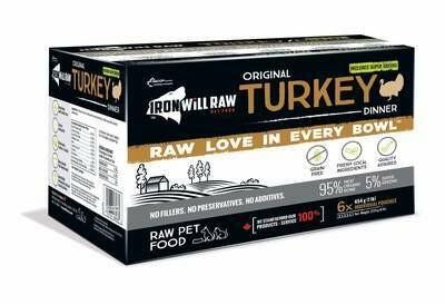Iron Will Original Turkey 6 lb