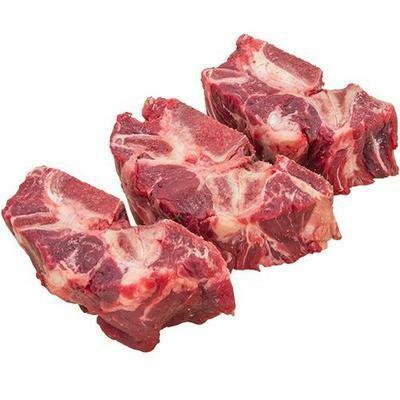 Iron Will Beef Neck Bone 1 lb