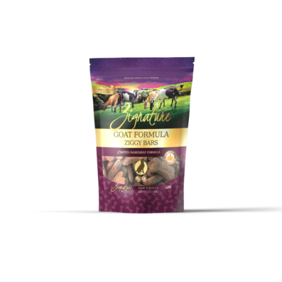 Zignature Bars 12oz Goat