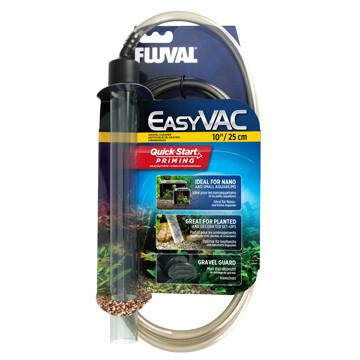 FLUVAL EASY VAC AQUARIUM GRAVEL CLEANER MINI 10