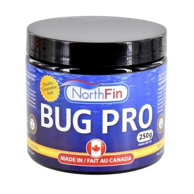 NORTHFIN BUG PRO CRISPS 250 g