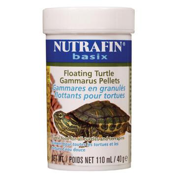 NUTRAFIN basix FLOATING TURTLE PELLET 40g