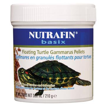 NUTRAFIN basix FLOATING TURTLE PELLETS 210g