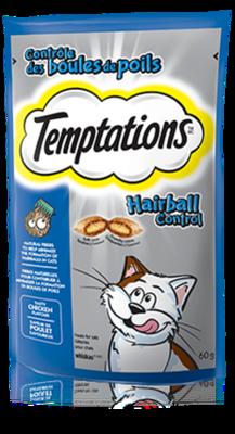 TEMPTATIONS HAIRBALL CONTROL 60g