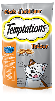 TEMPTATIONS INDOOR TASTY CHICKEN 60g
