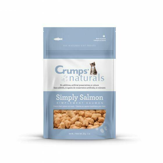 Crumps Salmon Cat 28g
