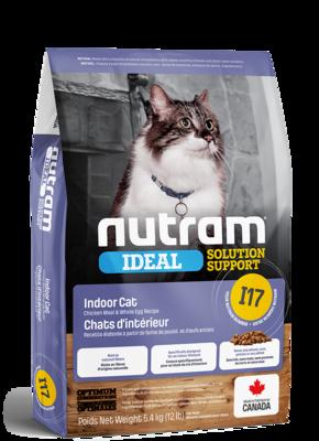 NUTRAM CAT I17 INDOOR SHEDDING 1.8kg