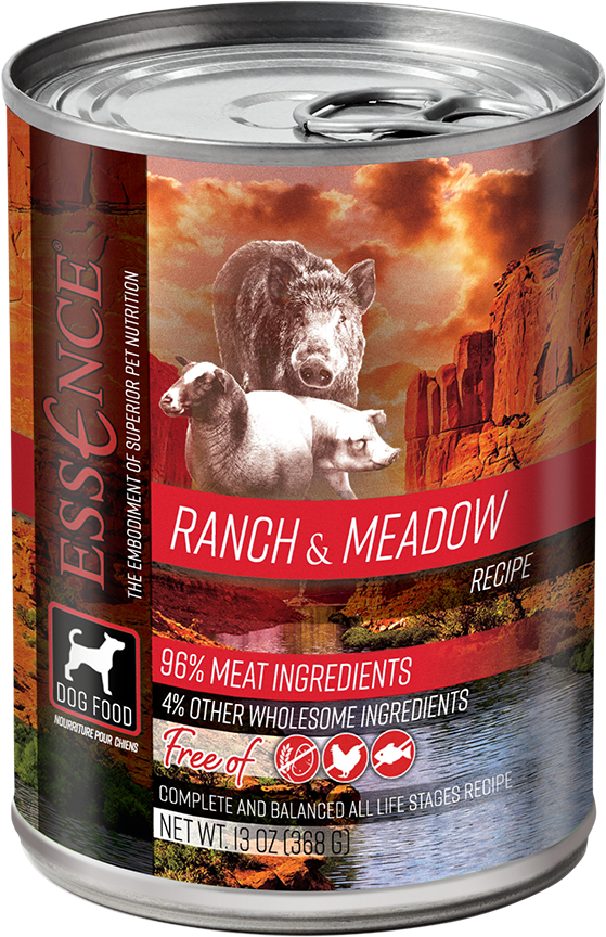 Essence Dog Ranch & Meadow 13oz