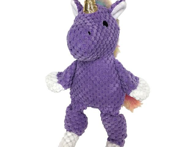 foufou Knotted Unicorn Rainbow L