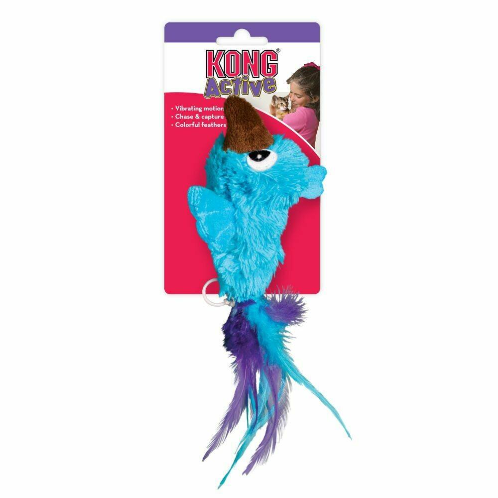 KONG CAT - ACTIVE BUZZIES BIRD