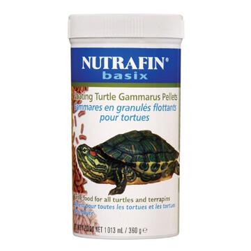 NUTRAFIN basix FLOATING TURTLE PELLETS 360g