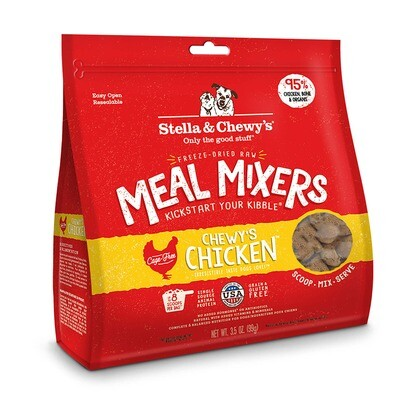 Stella & Chewy's Meal Mixer Chicken 3.5oz