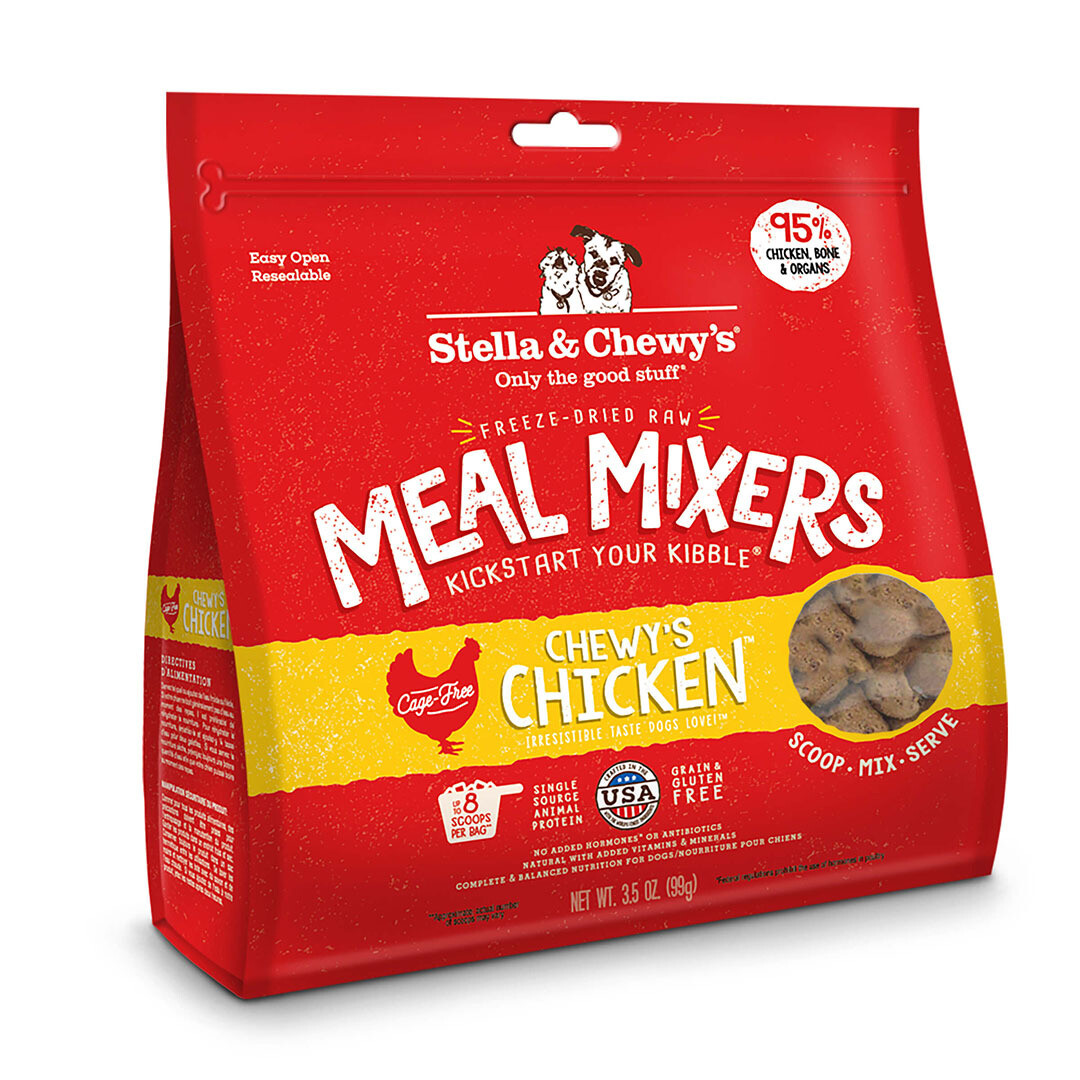 Stella & Chewy's Meal Mixer Chicken 8oz
