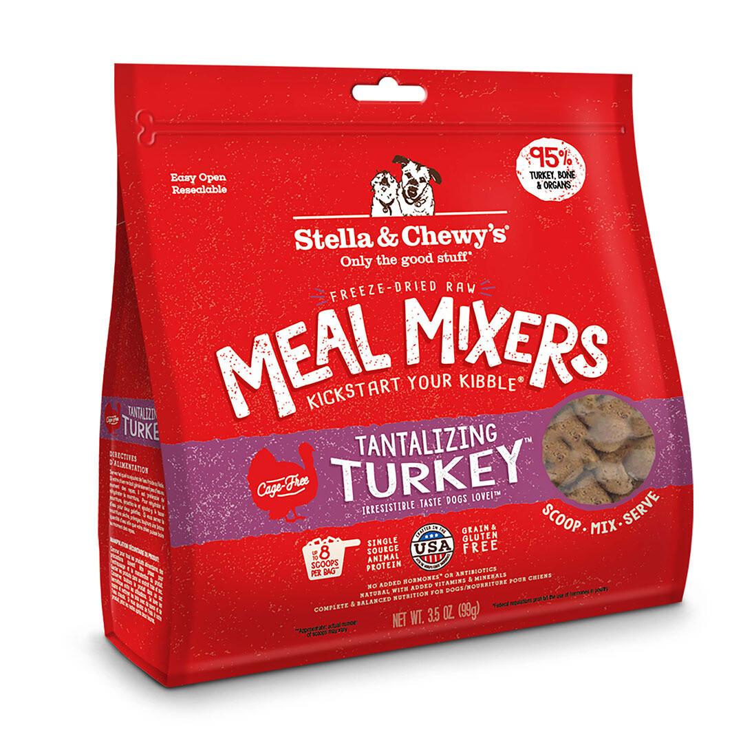 Stella & Chewy's Meal Mixer Turkey 8oz