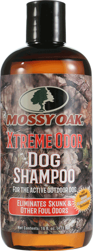Mossy Oak Odour Dog Shampoo
