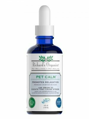 RICHARD'S ORGANICS PET CALM 2OZ