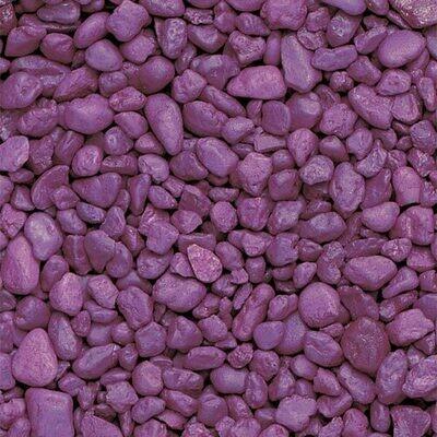 Estes Gravel  Permaglo Lavender 5lb Gravel
