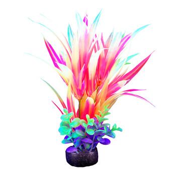 "Marina I-Glo Plant 5.5"" OrangeVal"