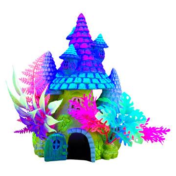 """Marina I-Glo Fantasy House 8"""""""