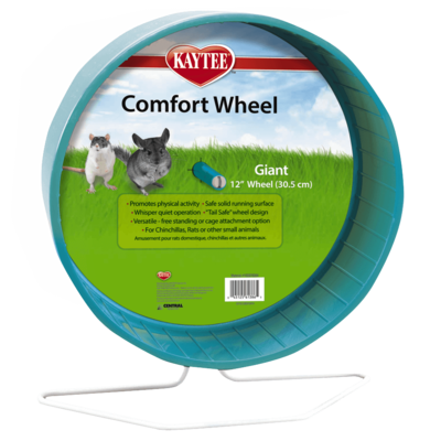 Kaytee Comfort Wheel Giant 12in