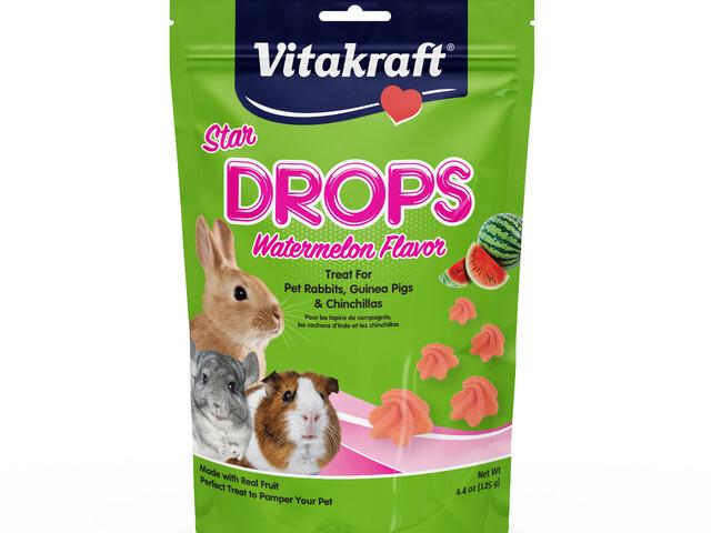 Vitakraft Drops Watermelon 125g