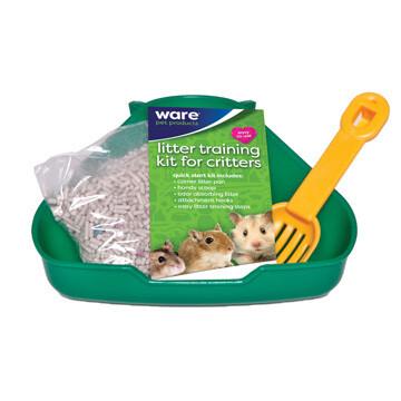 Ware Critter Litter Training Kit