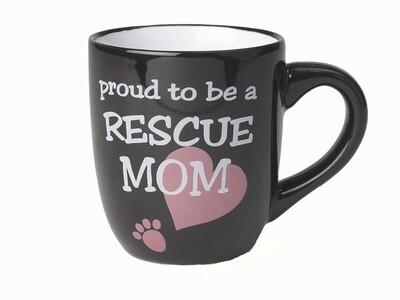 Petrageous Mug Rescue Mom