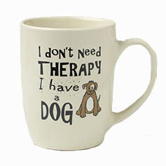 Petrageous Mug I Dont Need Therapy