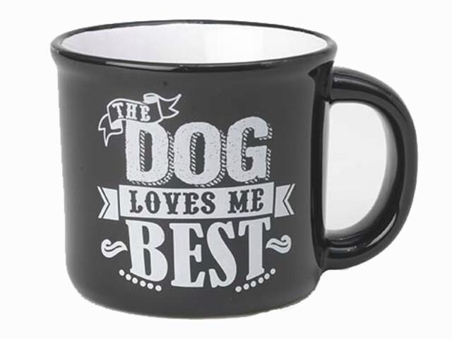 Petrageous Mug The Dog Loves Me Best