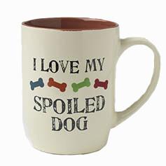 Petrageous Mug I Love My Spoiled Dog