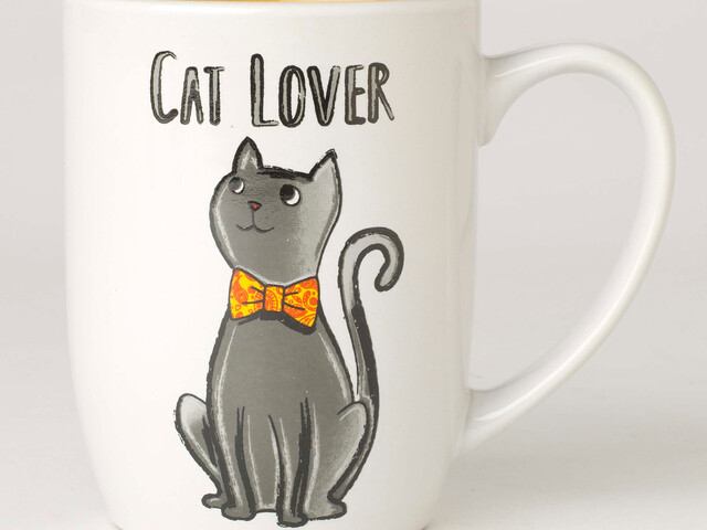 Petrageous Mug Cat Lover
