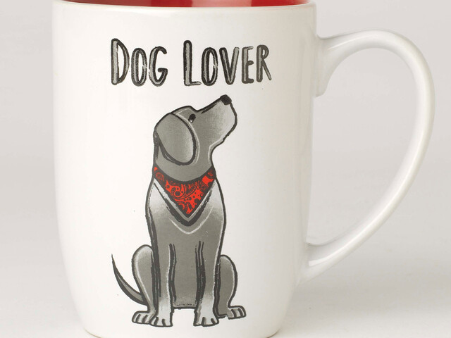 Petrageous Mug Dog Lover
