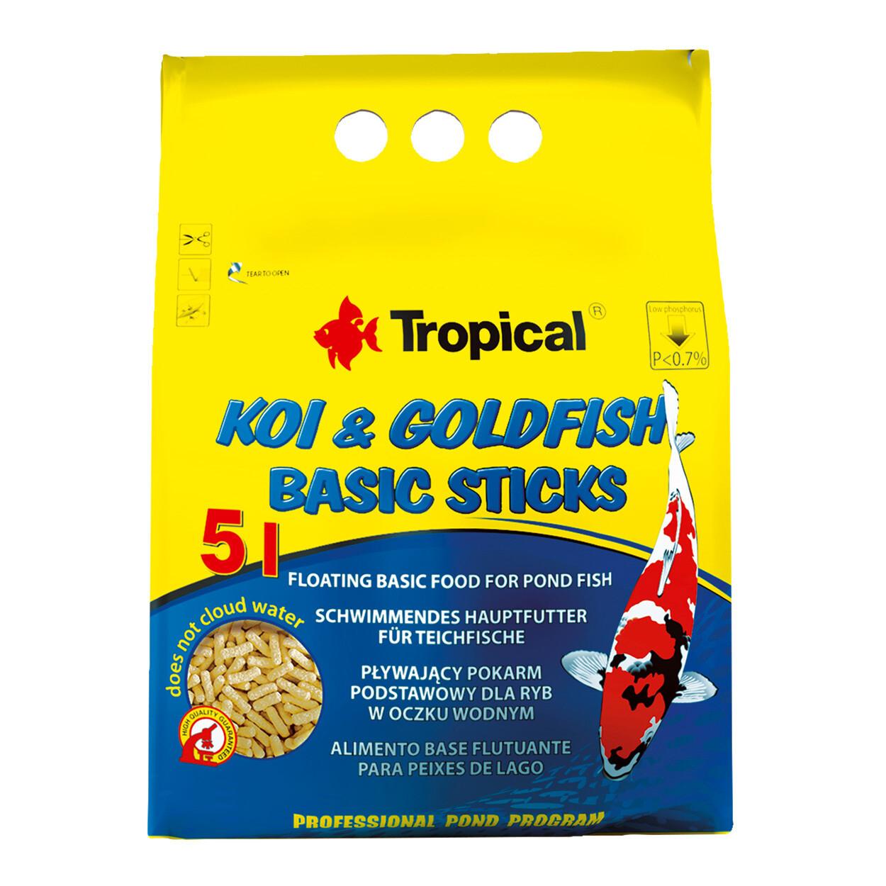 Tropical Koi Stick Basic 400g