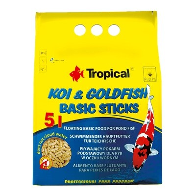 Tropical Koi Stick Basic 400g