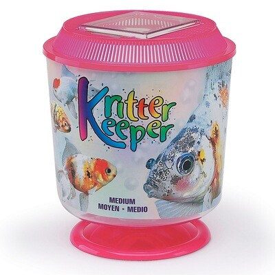 LEES Kritter Keeper Round Medium