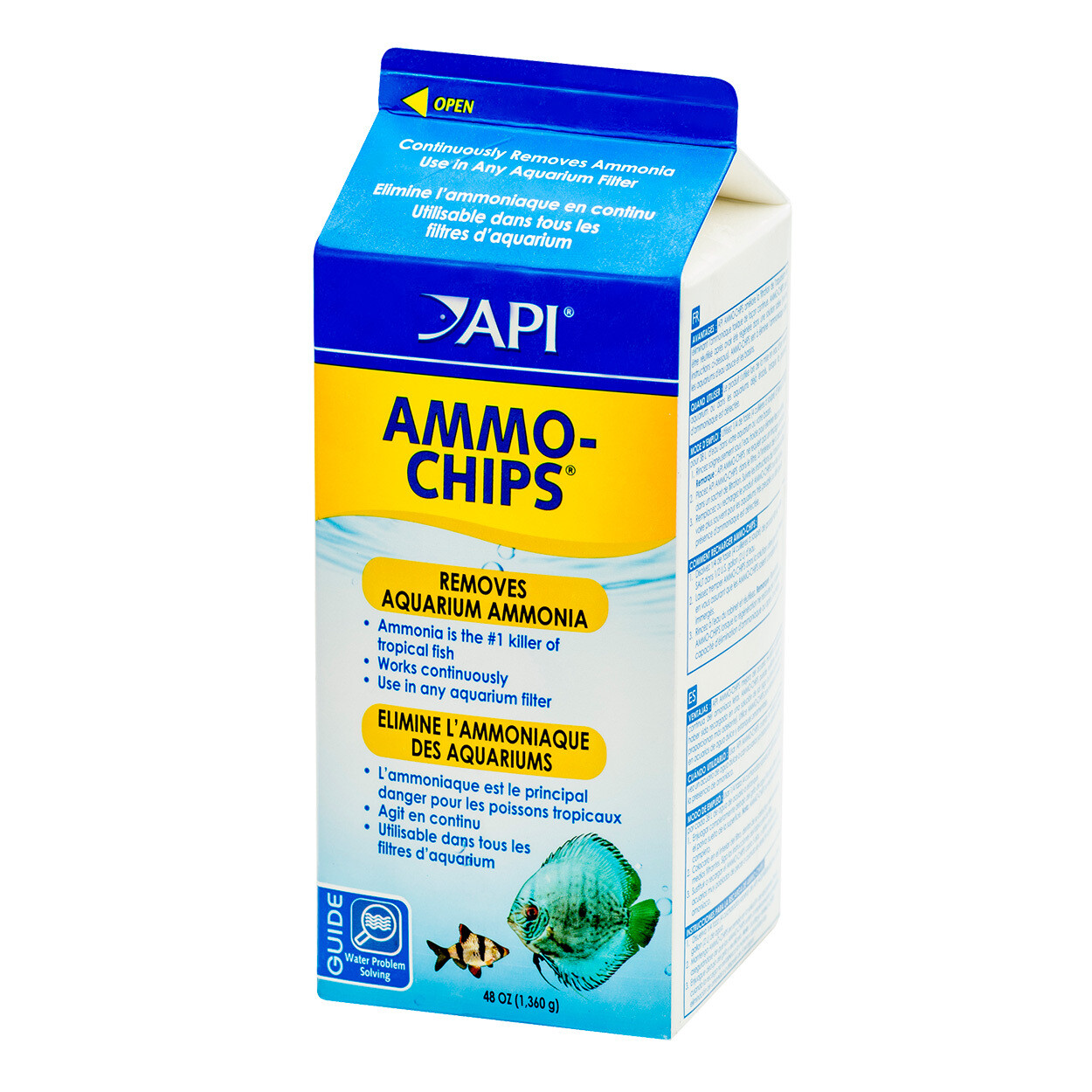 API Ammo-Chips 48oz