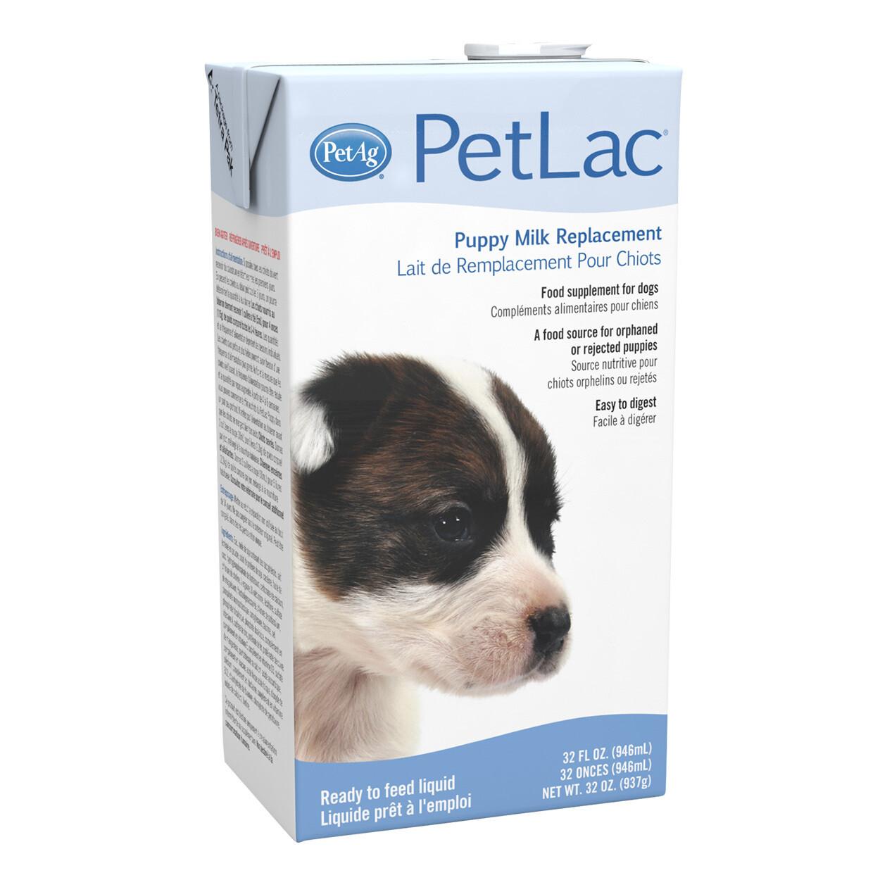 PetAg PetLac  Liquid for Puppies 32oz