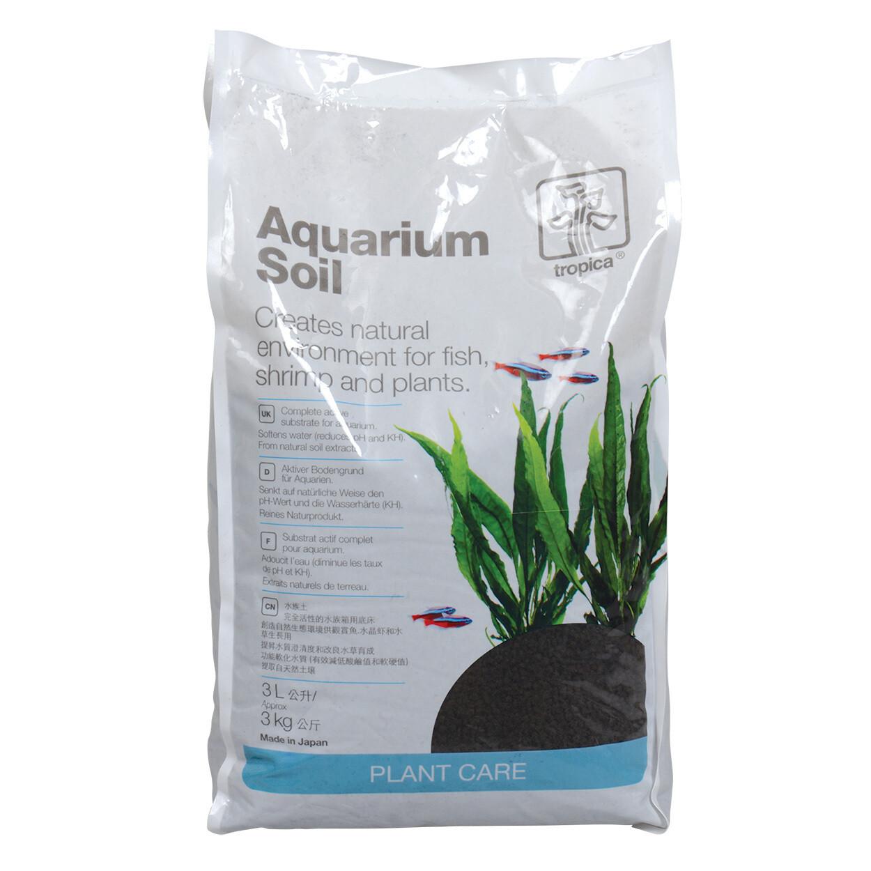 Troipca Aquarium Soil 3L