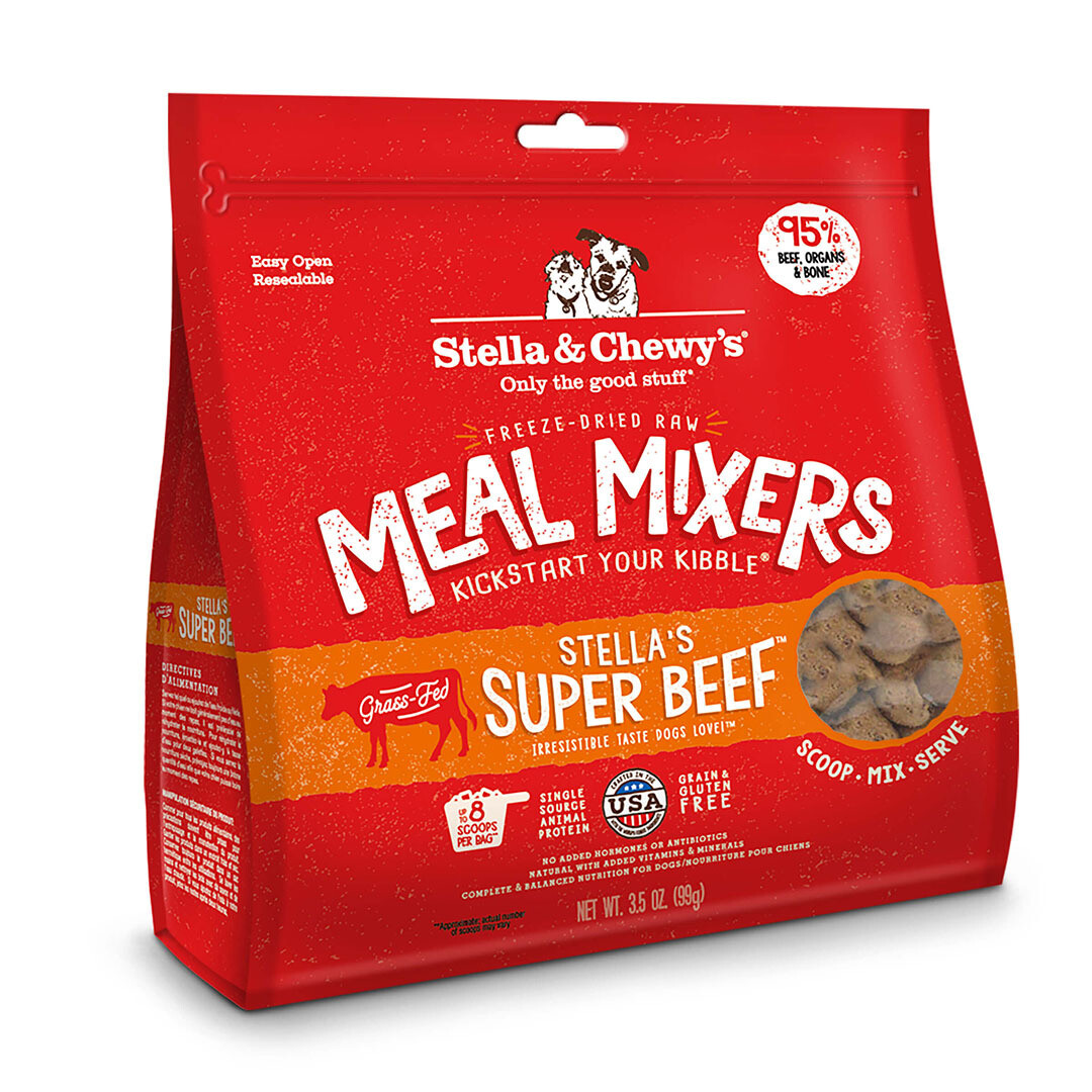 Stella & Chewy's Meal Mixer Beef 3.5oz