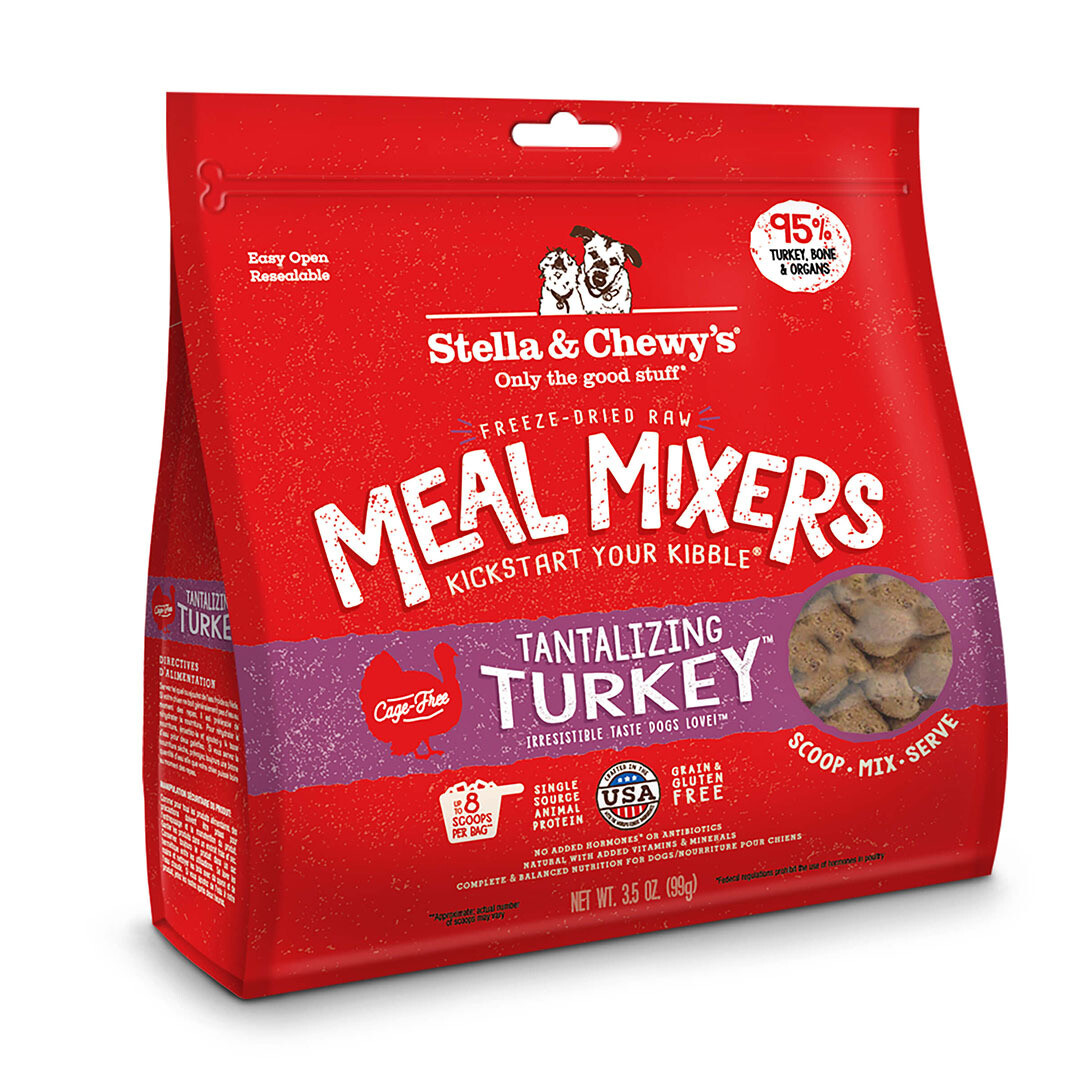 Stella & Chewy's Meal Mixer Turkey 3.5oz