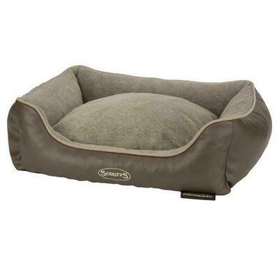Scruffs Chateau Ortho Box Bed