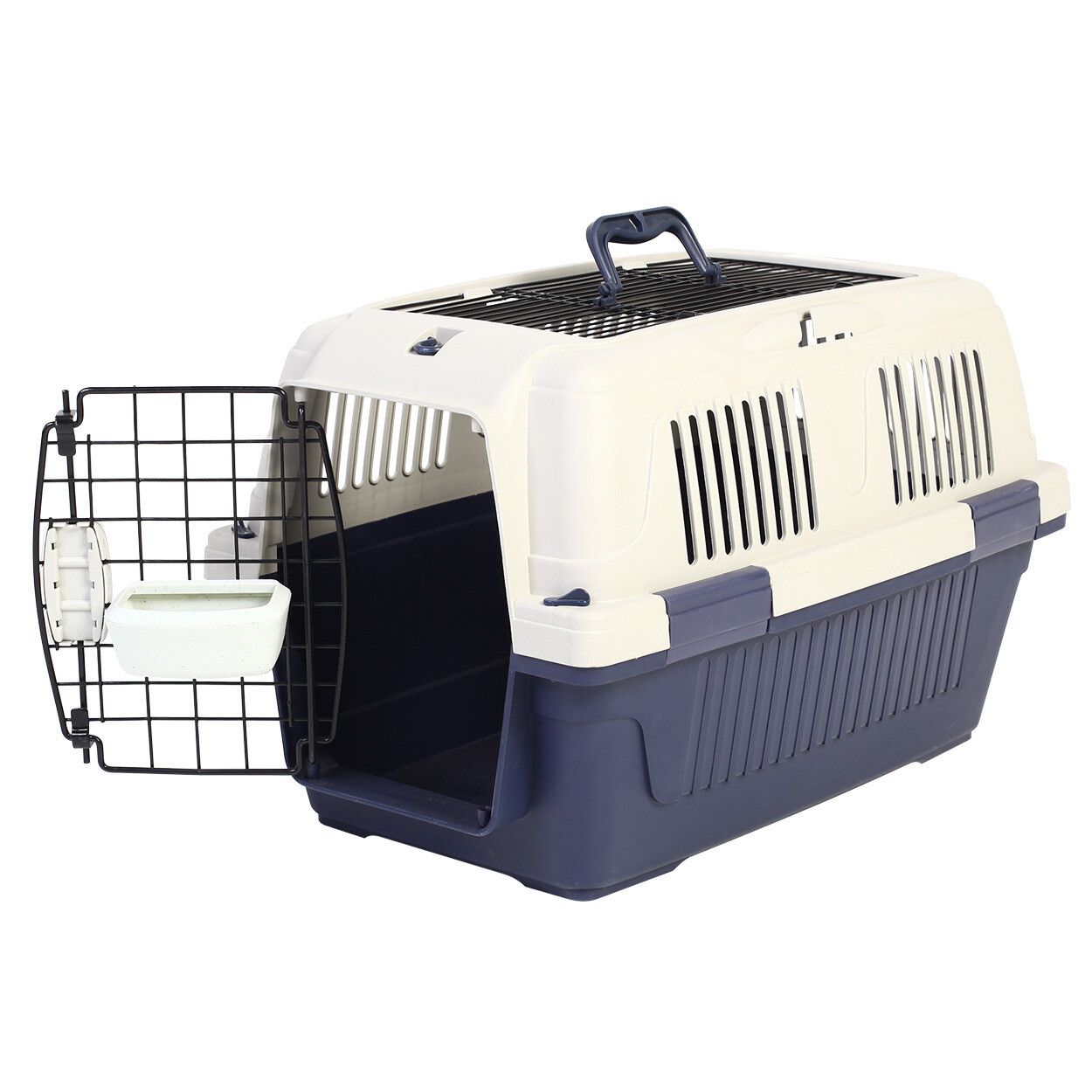 ANIMAL TREASURES TWO DOOR TOP LOAD CARRIER LARGE