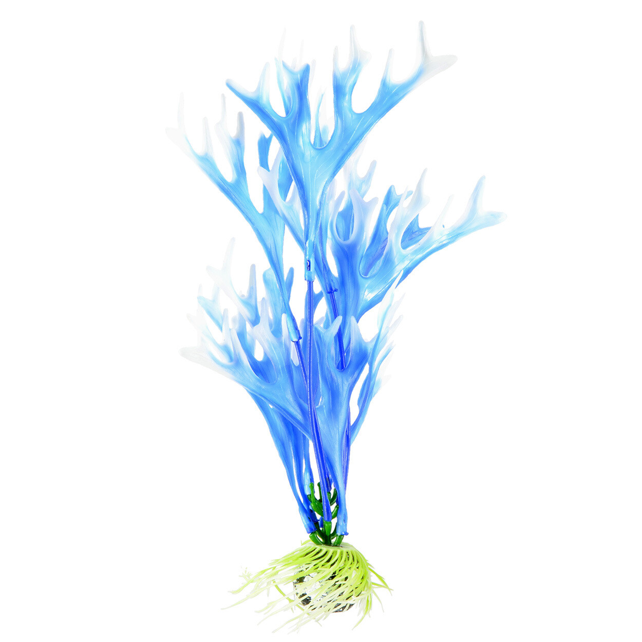 "Underwater Treasures 8"" - Blue Fire Fern"