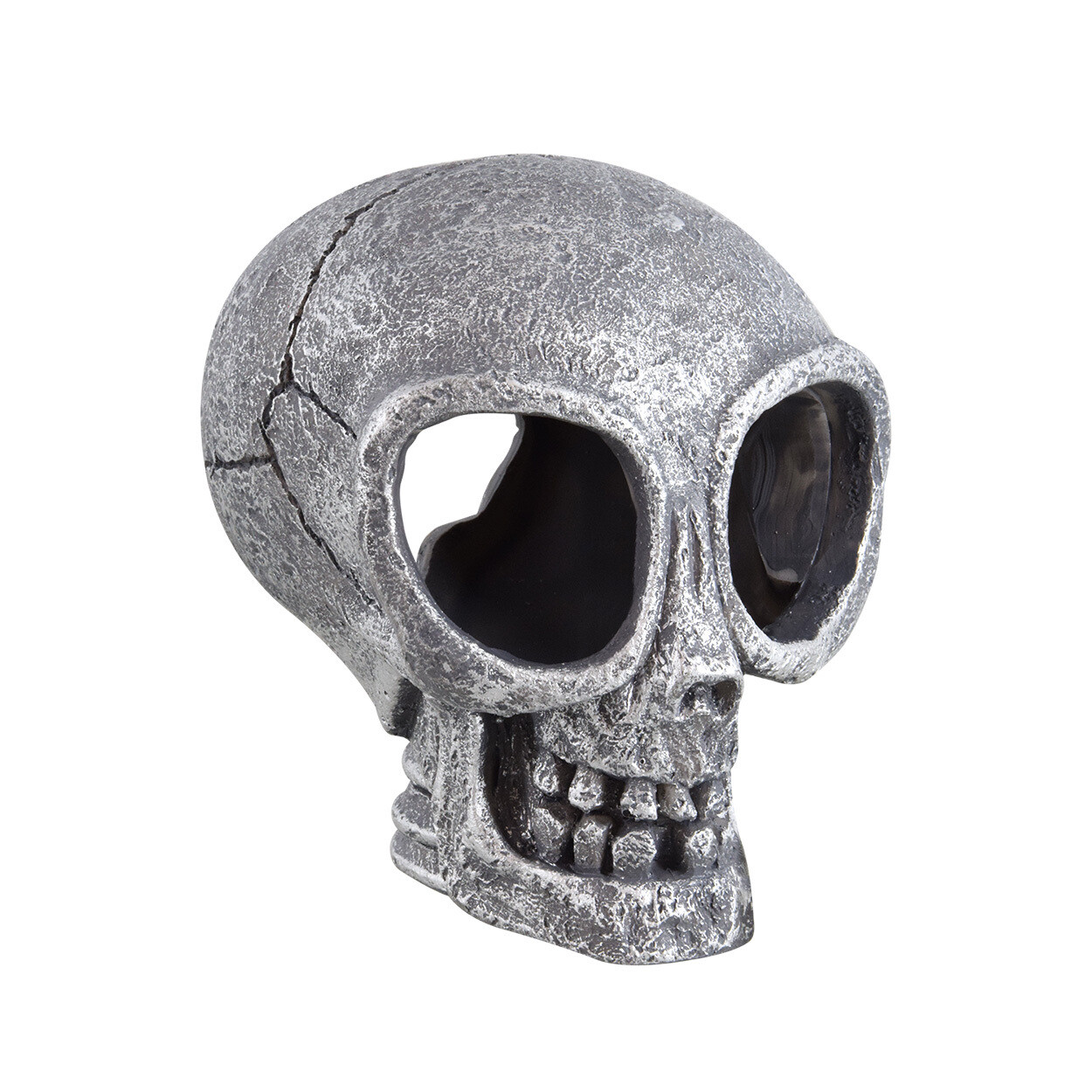 Underwater Treasures Alien Skull