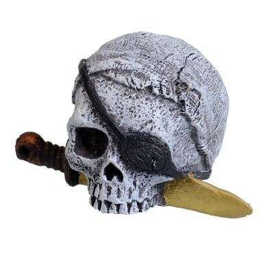 Underwater Treasures Mini Pirate Skull