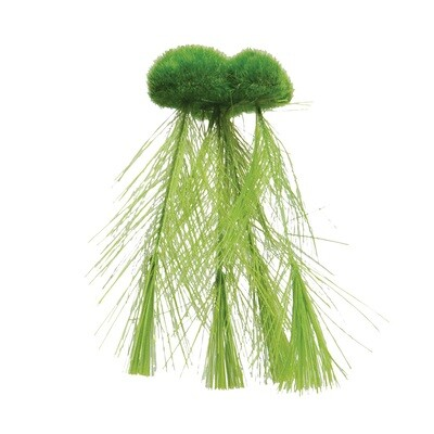 Underwater Treasures Floating Moss w/Feather Roots SM